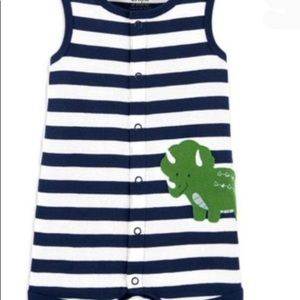 Child of mine by Carters boy romper 18 months